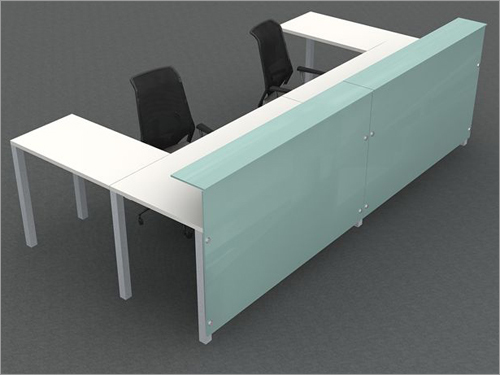 Fancy Reception Desk