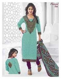 Designer Cotton Suit