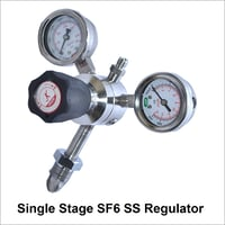 Single Stage SF6 SS Regulator