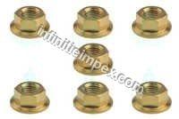 Brass Flang Nut
