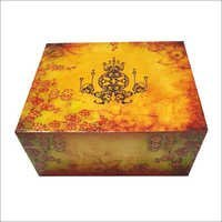 Resin Coated Gift Packaging Boxes