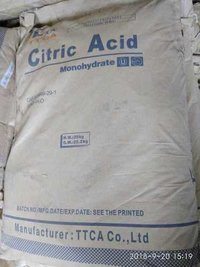 Citric Acid Mono Anhydrous