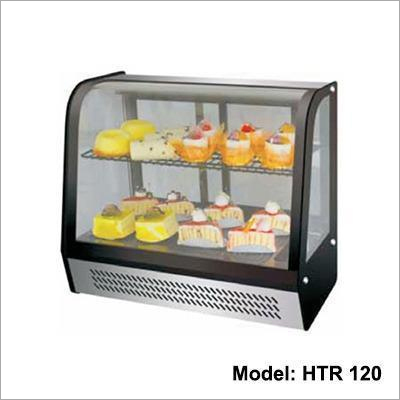 COUNTER TOP SHOWCASE HTR-120
