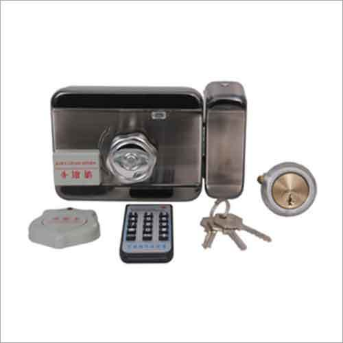 Stainless Steel Electric Rim Lock