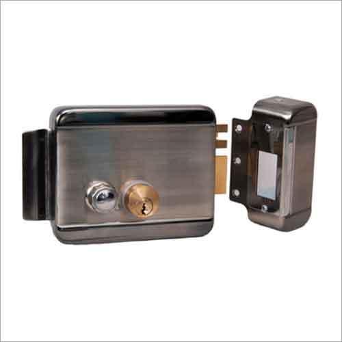 Electric Gate Rim Lock
