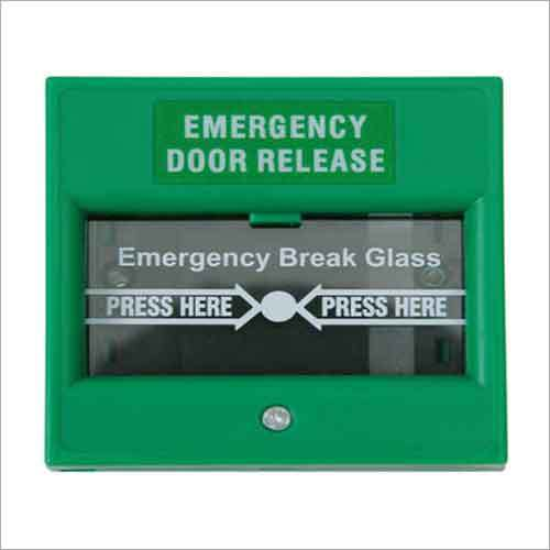 En & Ul Conventional Fire Alarm System Break Glass Manual Call Point
