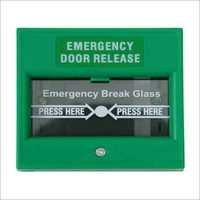En&Ul Conventional Fire Alarm System Break Glass Manual Call Point