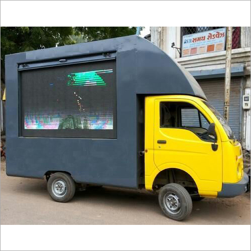 LED Van Rental Service