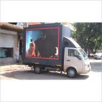 HD LED Video Van