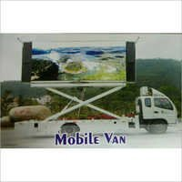 Mobile Advertising Van