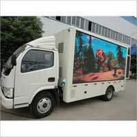 Outdoor Led Screen Van