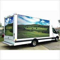 Promotional LED Video Truck