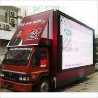 Promotional LED Video Van