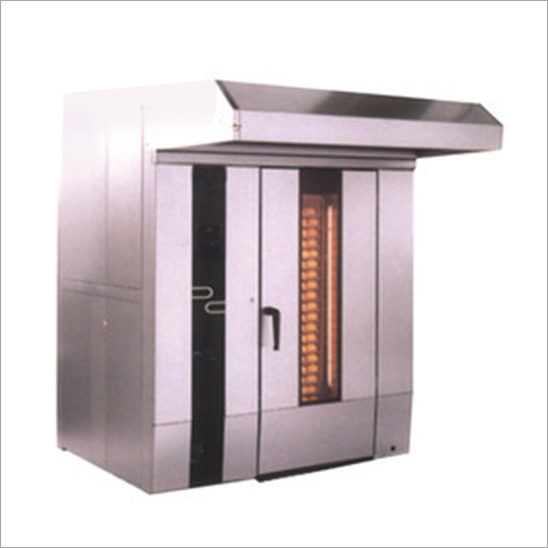 Single Trolley Bakery Oven