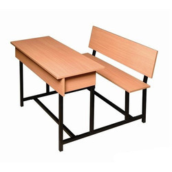 Bench with table 4