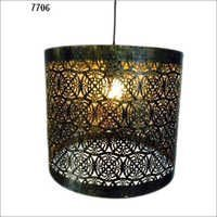 Etched Hurricane Lamps