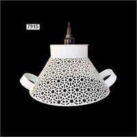 Vintage Etched Lamps