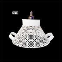 Antique Etched Lamps