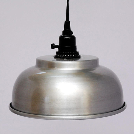Floating Aluminium Lamp