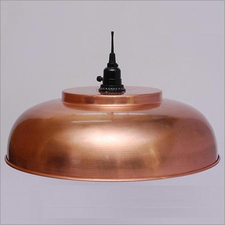 Decorative Iron Lamp