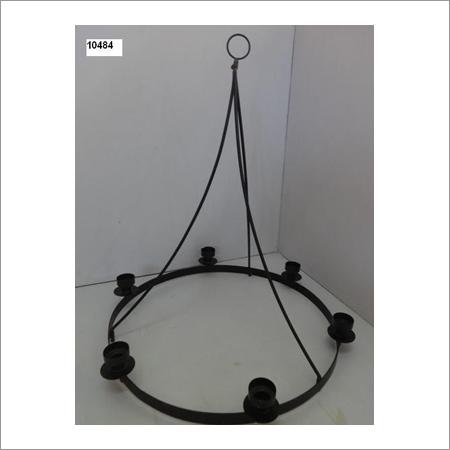 Black Acrylic Chandelier