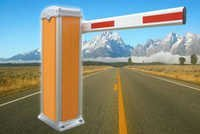 Anti Crash Boom Barrier
