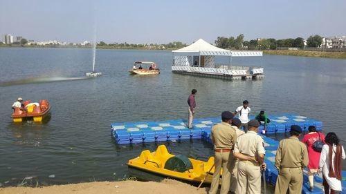 Floating Resort Tents & Restaurant