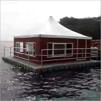Floating Resort Tents & Restaurant