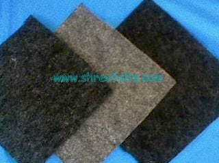 Non Woven Brown Color Felt