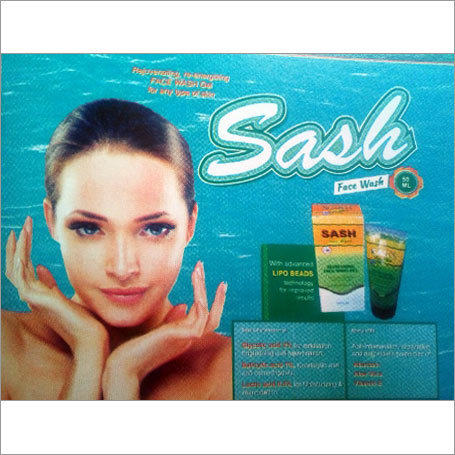 Sash Face Wash