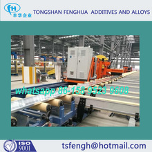Aluminum Alloy Ingots For Extrusion Section