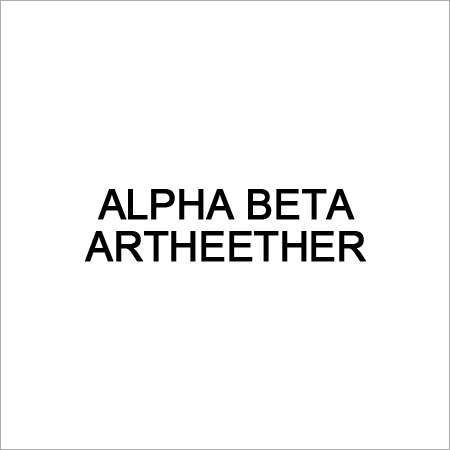 Alpha Beta Arteether