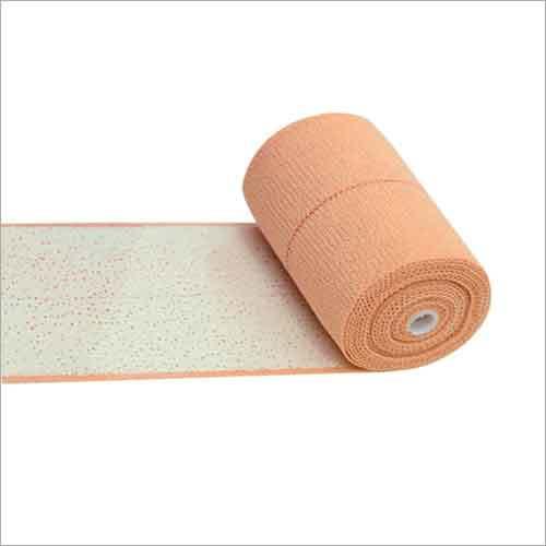 Elastic Adhesive Bandage And Crepe Bandage