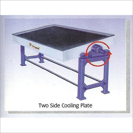 Candy Cooling Plate