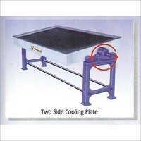 Tilting Cooling Plate