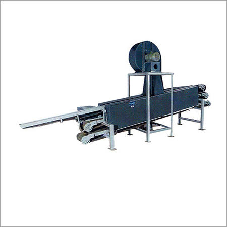 Three Stage Cooling Conveyor