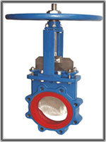 Knife-Gate-Valve