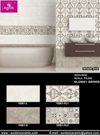 Digital Wall Tiles 300 x 600 mm