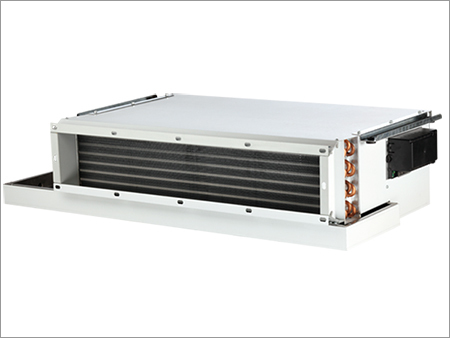 Single Skin DC Fan Coil Unit