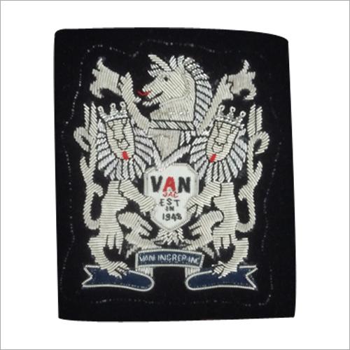 Hand Made Designer Embroidered Logo