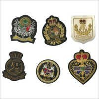 Hand Made Designer Embroidered Badges