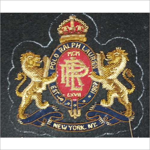 Hand Made Promotional Embroidered Badges