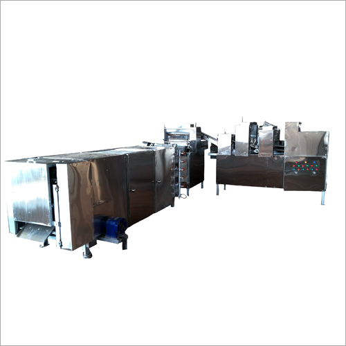I Type Automatic Chapati Making Machine