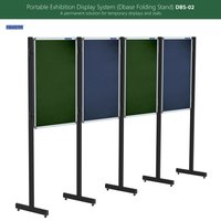 Portable Exhibition Display Stand System DBS-02