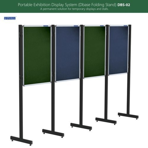 Heavy-duty Exhibition Display Stand System DBS-04