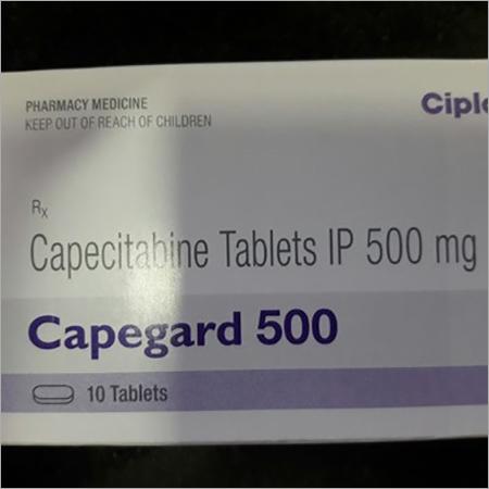 Capecitabine Tablets 500mg