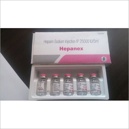 Heparin Sodium Injection 25000 Iu5ml