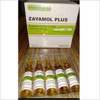 Zayamol Plus Injection(Paracetamol 300 Mg With Lidocaine 20)