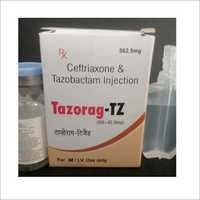 Ceftriaxone Tazobactam Injection