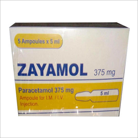 Zayamol Paracetamol Injection